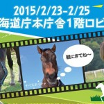 【速報】「癒しの馬~引退馬写真展~」開催
