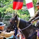 【速報】相馬野馬追★東京公演(神田明神・神幸祭)