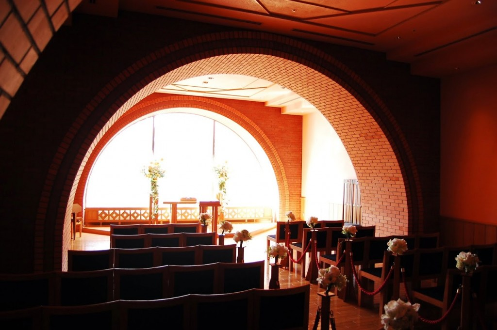 北海道ホテル チャペル