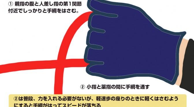 65鞍目‐ ゆっくり軽速歩の練習PART②