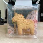 馬好きさんへのギフトに!JODHPURS ダーラナホースクッキー(PR)